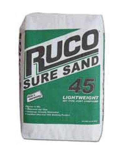 RUCO Sure Sand 45 Minute Setting Compound - 18 lb Bag