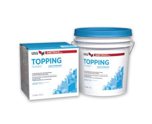 USG Sheetrock Brand Topping Joint Compound - 4.5 Gallon Box