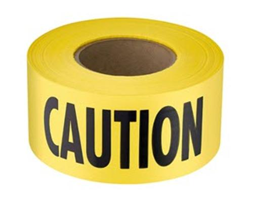 3 in x 1000 ft Empire Level Caution Tape