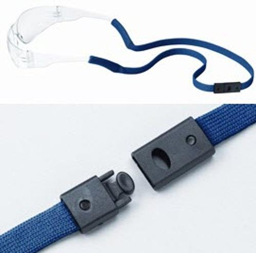 Gateway Safety Doodadz Eyewear Retainer Glasses Strap - Black