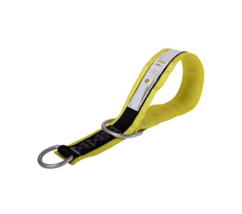 4 ft Guardian Fall Protection Premium Cross Arm Strap w/ Large & Small D-Rings