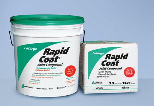 Continental Rapid Coat All-Purpose Joint Compound - 5 Gallon Pail