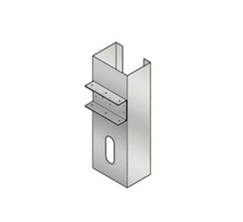 6 in x 14 Gauge Marino\WARE QuickFrame Clip
