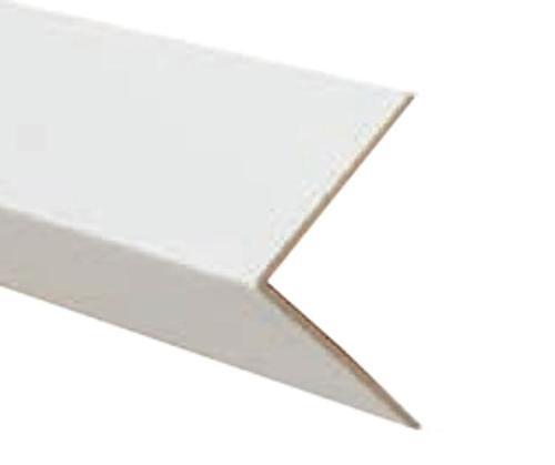 1 1/2 in x 10 ft Marlite FRP M961 PVC Outside Corner Angle - White