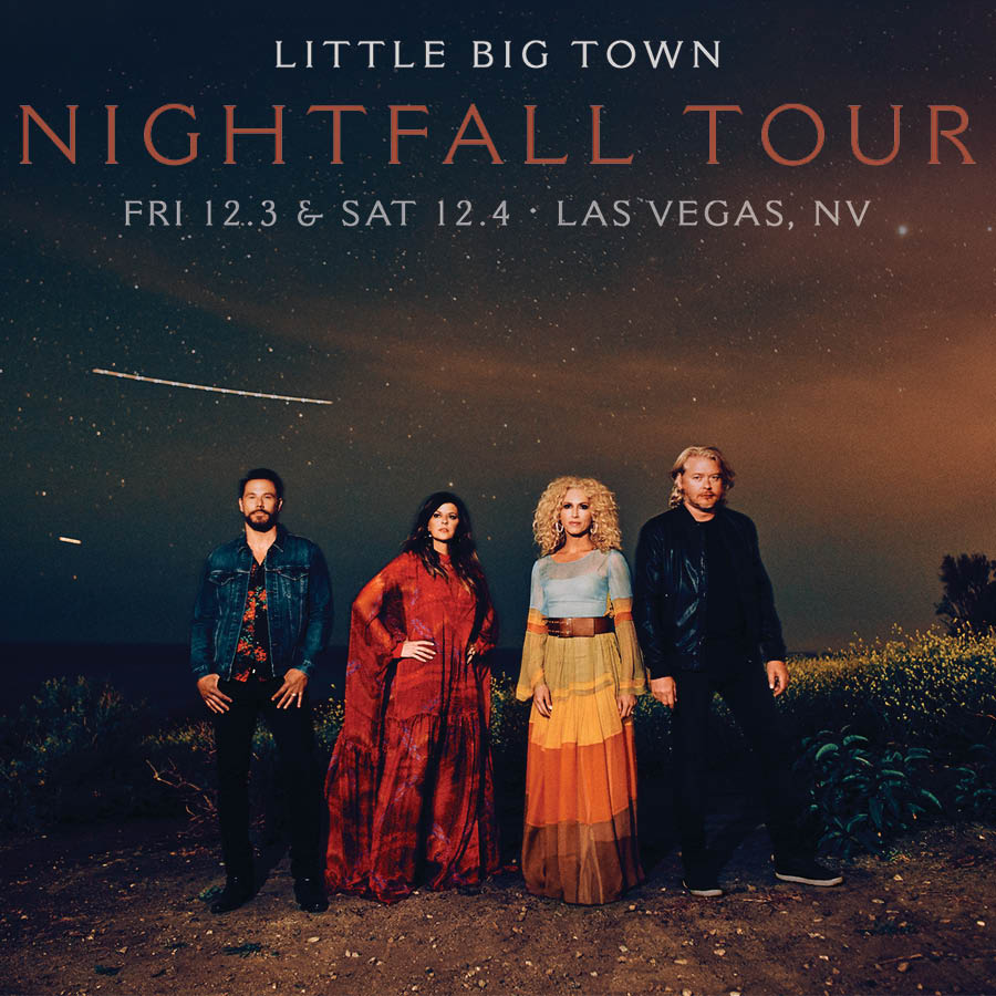 Little Big Town in Las Vegas