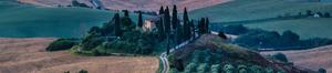 Tuscany moon