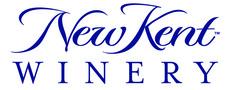 New kent winery script logo