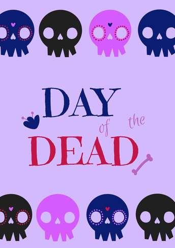 Dia de Muertos- Poster 6