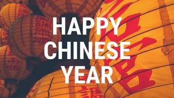 Happy Chinese Year