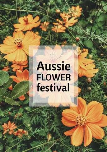 Flower Fest Flyer