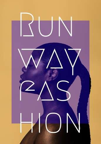 Runway Fashion Flyer