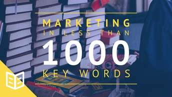 Marketing in Less than 1000 Key Words