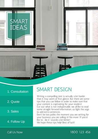 Smart Design Flyer