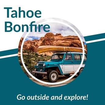 Tahoe Bonfire