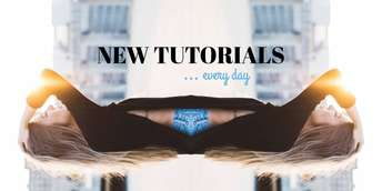 New tutorials