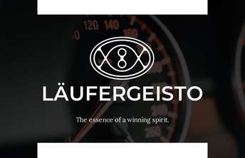 Laufergeisto Business Card