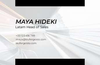 Laufergeisto Business Card