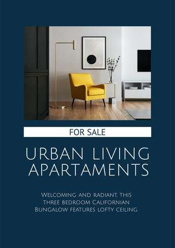 Apartments Flyer