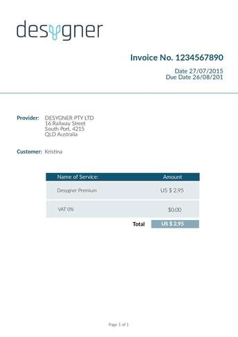 invoice_desygner