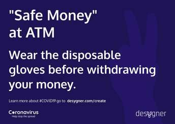 Safe Money at ATM