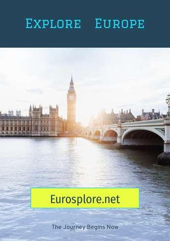 Explore Europe Flyer