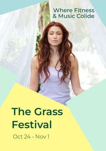 Grass Fest Flyer