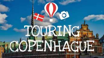 Touring Copenhague