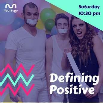 Defining Positive