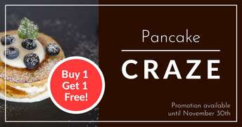 Pancake Craze