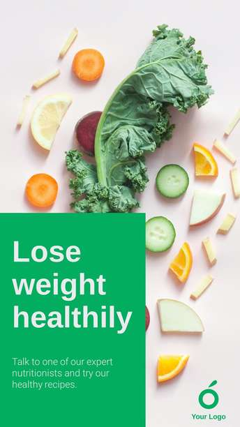 Lose Weight Healthily