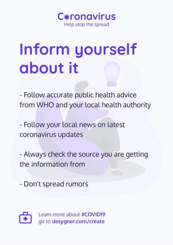 Inform Yourself About It