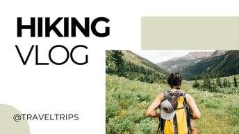 Hiking vlog