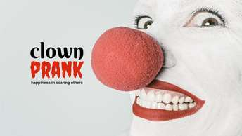 Clown Prank