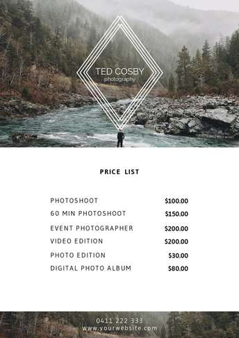 pricelist-photog