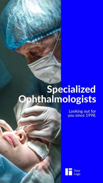 Specialized Ophthalmologists