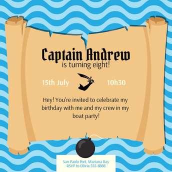 Captain Party