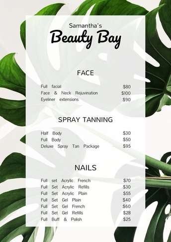 pricelist-beautybay