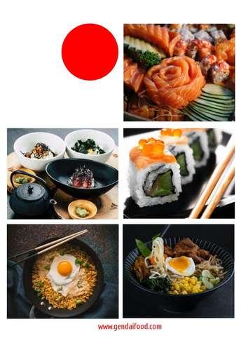 Sushi Flyer