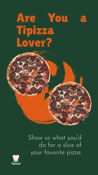 Tipizza Lover