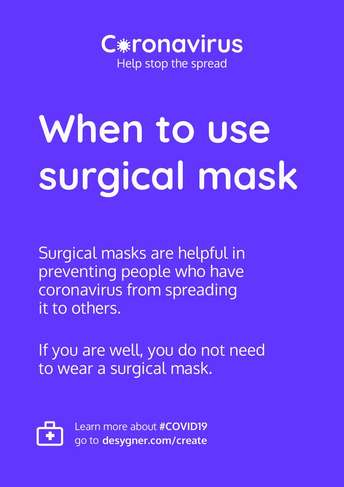 When To Use Mask