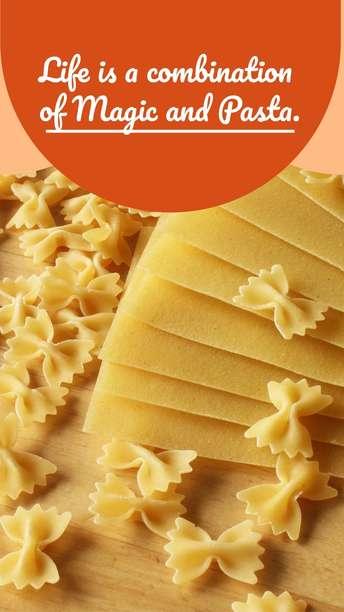 Magic and Pasta