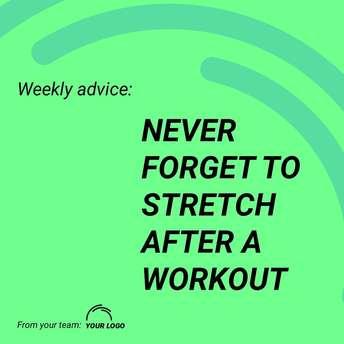 Weekly Advise