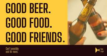 Beer, Food and Friends