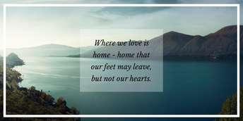 Where love