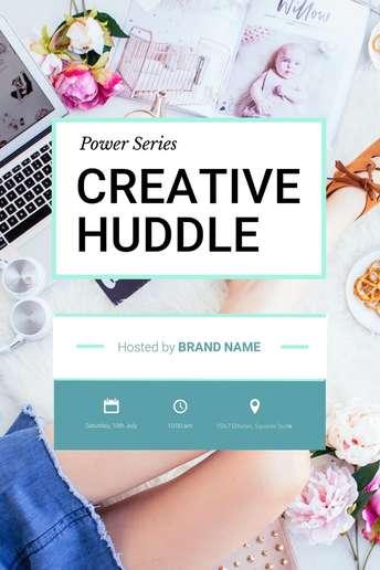 Creative huddle