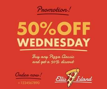 Ellis Island Pizzeria