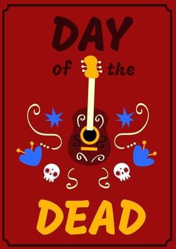 Dia de Muertos- Poster 7