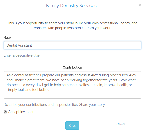 dental assistant responsibilities