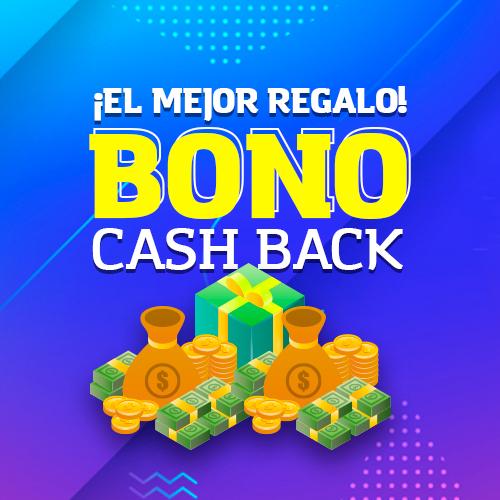 Disfruta de nuestro CashBack