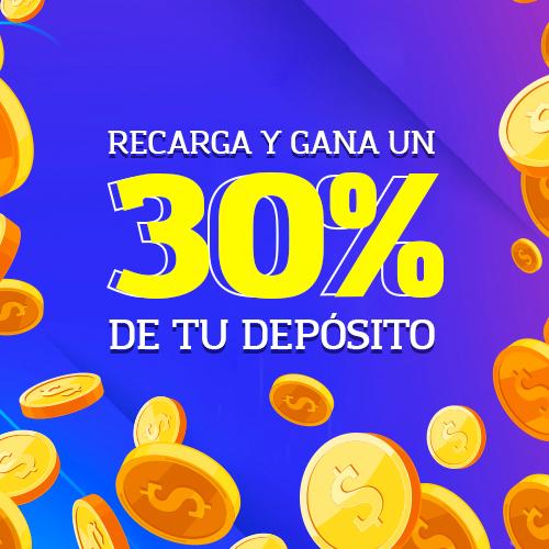 ¡Sorpresa! Te regalamos un 30%